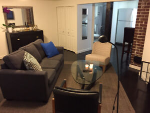 2 Bedroom fully furnished basement suite available February 1st