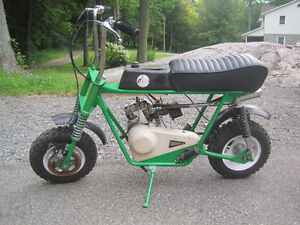 1971 DMP TRAIL CHAMP MINI BIKE - VERY RARE AND UNIQUE