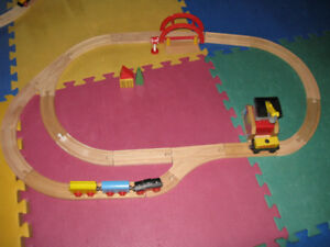 Thomas & Friends Wooden Train Sets lot of 4