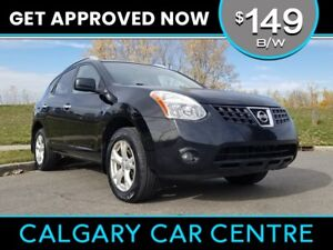 2010 Rogue $149B/W TEXT US FOR EASY FINANCING 587-582-2859