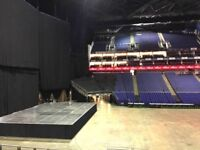 2 X LITTLE MIX Fantastic seats Block 101 Front Left of Stage London O2 26th October 100% genuine
