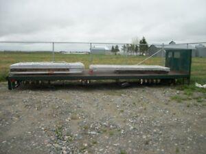 Plate forme 26 pieds pour camion