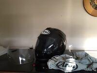 Arai rx7 corsair helmet
