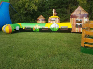 Bouncy Castles and Carnival Games for Sale