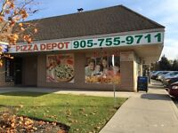 Busy Franchise Pizza Store - Great Cash Flow
