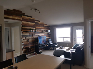 2 bed terwillegar top floor