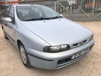1999 FIAT BRAVA 1.2 16v 80 SX 5 DR HATCHBACK BARGAIN
