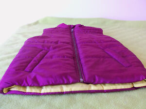 size 5 toddler puffy vest