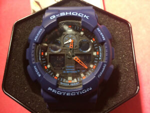 Original Casio G-Shock (5081-GA100L) LNIB+Warranty