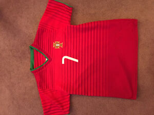 Youth Ronaldo jersey