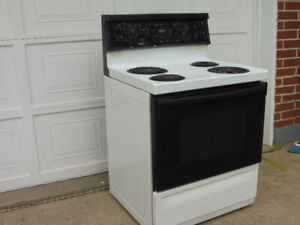Working Electric N GAS Stove Ranges   I DELIVER