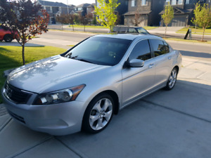 Selling 2008 Honda Accord 2.4l Ex-l