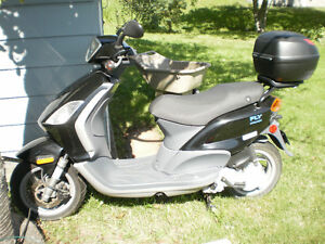 2007 Piaggio Fly 50 4T Scooter