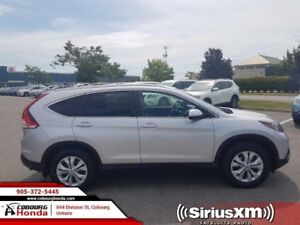 2013 Honda CR-V EX-L  SUNROOF LEATHER LOCAL TRADE