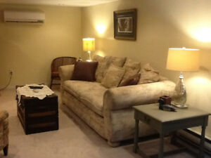 One Bedroom Furnished Apt in Rothesay