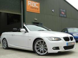 2009 BMW 3 SERIES 335I M SPORT HIGHLINE CONVERTIBLE PETROL