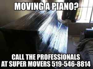 Piano Moving Specialists  Stratford Kitchener Area image 2