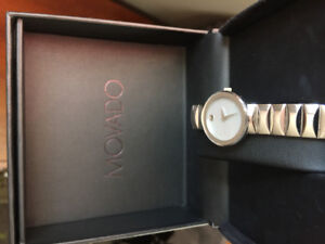 Ladies Movado Mother of Pearl