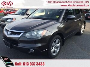 2009 Acura RDX Base    Just Arrived   Leather   AWD  
