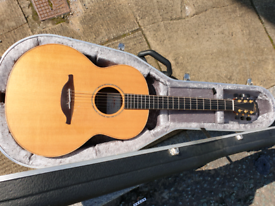 Lowden F35 Acoustic guitar