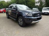 Ford Ranger Wildtrak 2.0L 213PS 10 Speed Auto £27995 + VAT