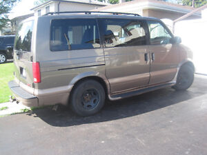 1999 GMC Safari Wagon