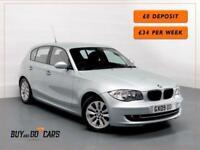 2009 09 BMW 1 SERIES 2.0 120D SE 5D 174 BHP DIESEL