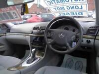 2006 MERCEDES BENZ E CLASS E220 Cdi Avantgarde 2.2 Auto