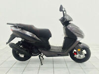 LEXMOTO FMX 125 LEARNER LEGAL SCOOTER