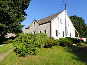 EFFICIENT RENOVATED CHARACTER HOME IN CENTREVILLE NOVA SCOTIA