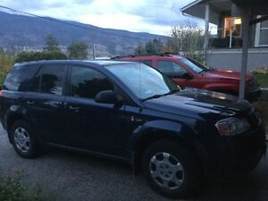 2007 Saturn VUE Base SUV, Crossover