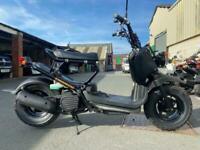 2003 JDM Honda Zoomer in black