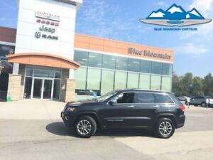 2016 Jeep Grand Cherokee Limited  DEALER INSPECTED, ACCIDENT FRE