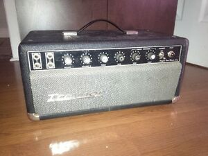 Gibson - Fender - Paul Reed Smith - Traynor - Marshall