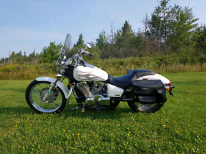 2009 Honda Shadow 750cc  NEW PRICE