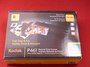 Photo Scanner KODAK P461