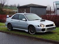 2001 Subaru Impreza 2.0 WRX 4dr
