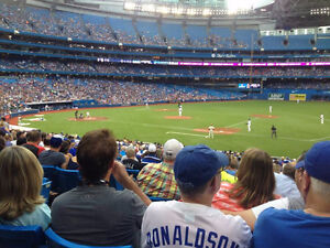 Blue jays vs Twins Friday August 26th!!