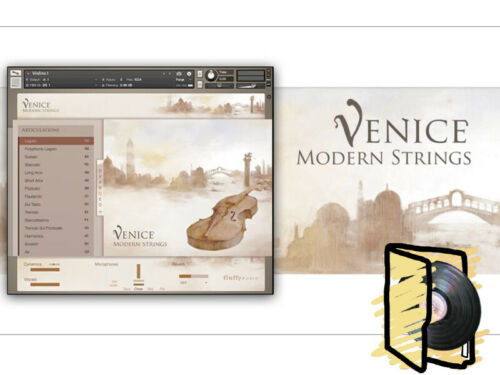 FluffyAudio - Venice Modern Strings 📥 Fast Delivery