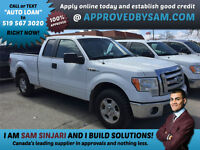 F-150 - Easy Application, Quick Decisions. Drive in 24 Hours.