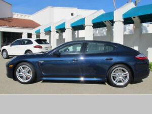 2012 Porsche Panamera V6 AWD at an AMAZING price.