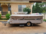 Jayco Swan 2002 Warragamba Wollondilly Area Preview