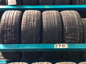 4 Michelin 275/45/21 Latitude Sport  680$!!!