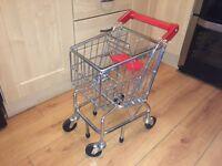 KIDS shopping trolley (METAL)