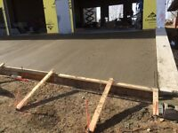 RESIDENTIAL & COMMERCIAL FOUNDATIONS, SLABS, GRADE BEAMS