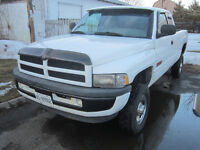 1998 Dodge Ram 2500 sport Cummins..REDUCED..