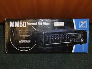 YORKVILLE MM5D (POWERED BOX MIXER)