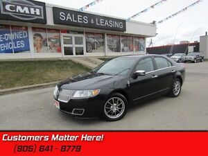 2010 Lincoln MKZ   HEATED  COOLED LEATHER SEATS!  ROOF!