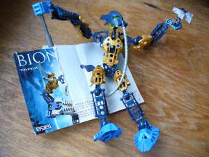 Lot bionicle lego transformer et neoshifters mega bloks