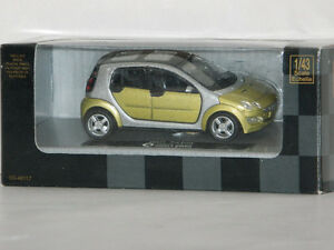 New Ray 1/43 Scale Smart For Four Diecast Car